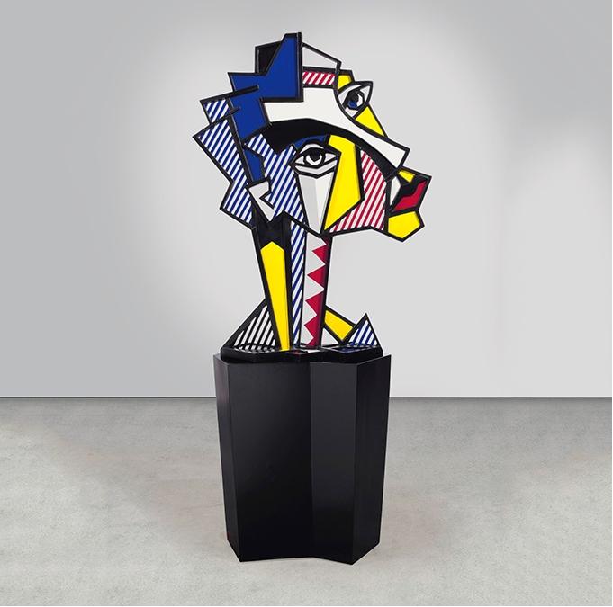 Roy Lichtenstein at Christie's LA