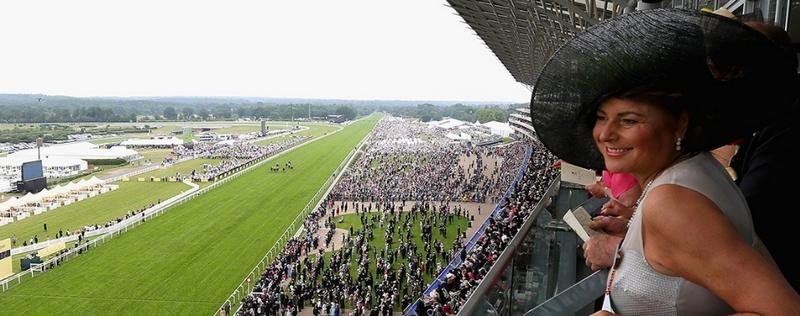 Royal Ascot Racecourse Viee