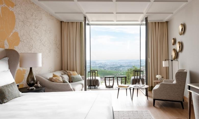 Royal Champagne Hotel & Spa debuted as Champagne's first world-class wellness retreat-