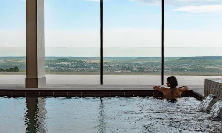 Royal Champagne Hotel & Spa debuted as Champagne's first world-class wellness retreat - 2018