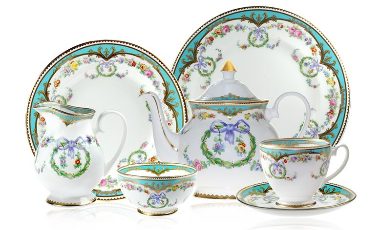 Royal Collection Trust Great Exhibition Tableware