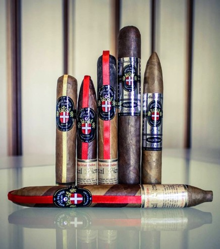 Royal Danish Cigars-sample