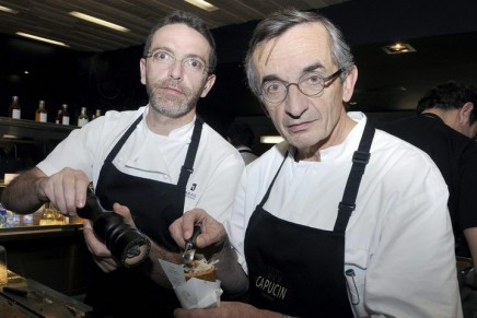 Acclaimed French chef asks to be stripped of three Michelin stars