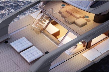 A new way of living on the sea: Sanlorenzo SX112