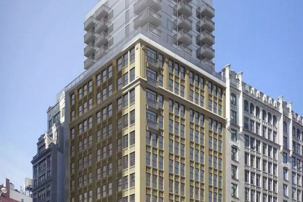 Mondrian Park Avenue New York opens this fall