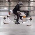 SCORPION hoverbike