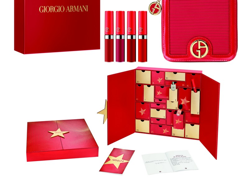 SELFRIDGES Giorgio Armani Beauty Advent Calendar 2019 - Copy - Copy