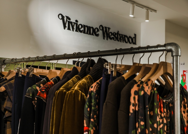 SELFRIDGES - Vivienne Westwood Pop Up 2018