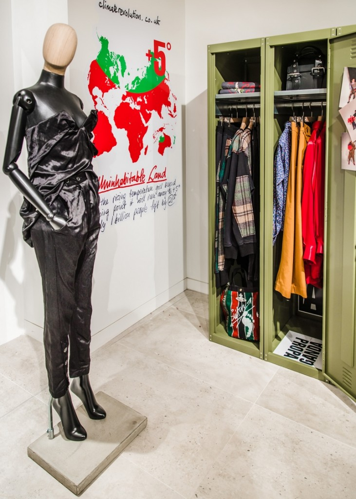 SELFRIDGES - Vivienne Westwood Pop Up - Tom D Morgan - photos