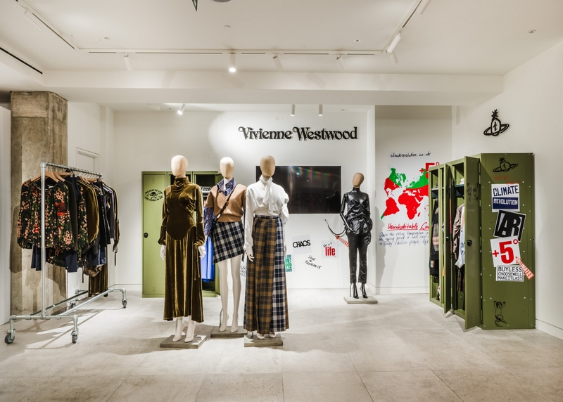 SELFRIDGES - Vivienne Westwood Pop Up