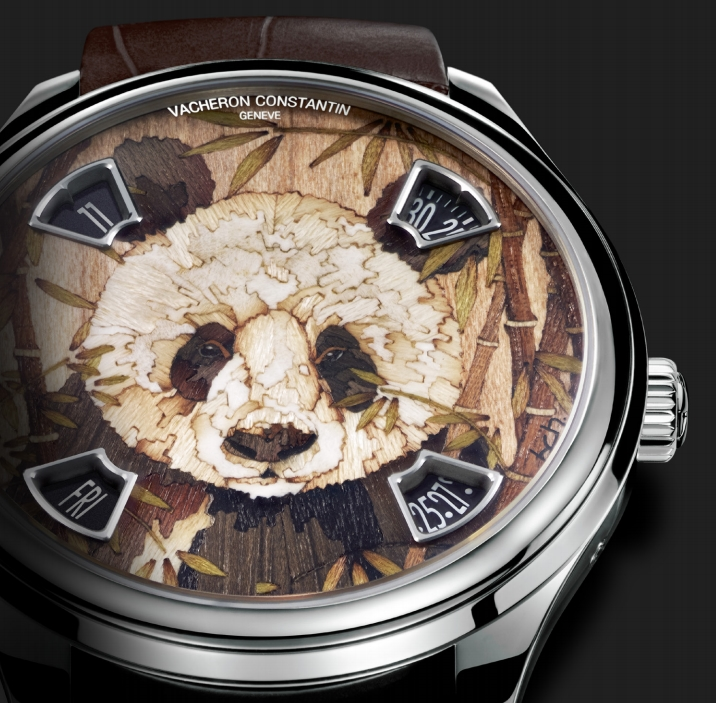 SIHH 2019 - NEW Les Cabinotiers Mécaniques Sauvages watches - Panda