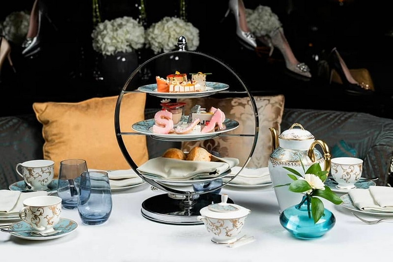 SJP afternoon tea at Four Seasons Resort Dubai at Jumeirah Beach-2019