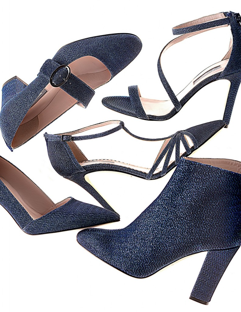SJP by Sarah Jessica Parker Shoes in exclusive Bellagio Blue Hue