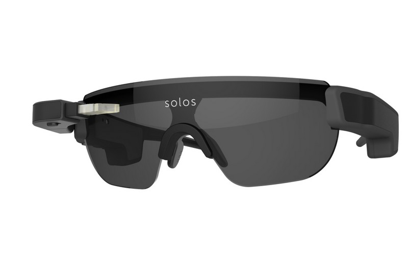 SOLOS Smart Glasses lets you stay focused on the road and on your performance