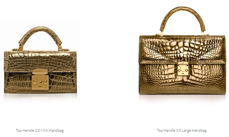STALVEY 24kt gold bag capsule collection 2017