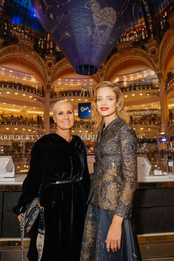 STARRY NIGHT AT GALERIES LAFAYETTE - the launch