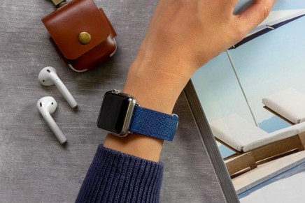 Winter Fashion Must-Haves: Personalized Leather Apple Watch Band & Other Accessories