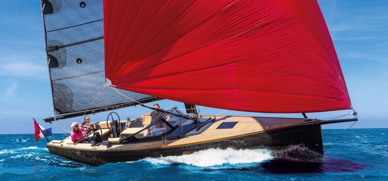 Saffier Se 33 UD yacht