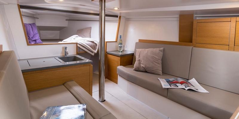 Saffier Yachts Saffier Se 33 interior