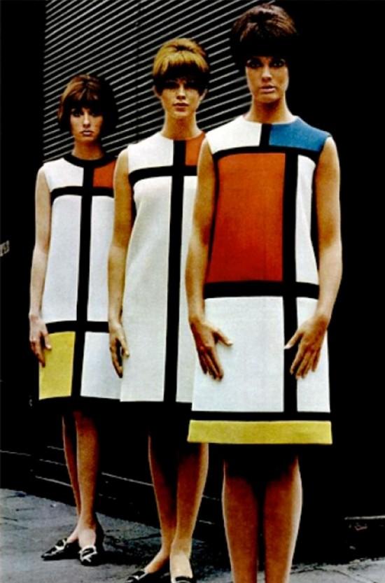 """Mondrian and his Studios"" immersive exhibition. One of ..."
