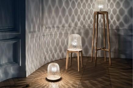 A contemporary vision of nature: Saint-Louis Crystal Folia
