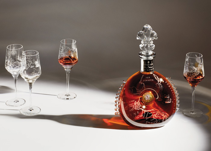 Saint-Louis decanter