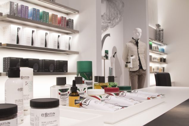 Saks Downtown Mens, Saks Fifth Avenue is cementing the luxury store as the destination for men-2017-