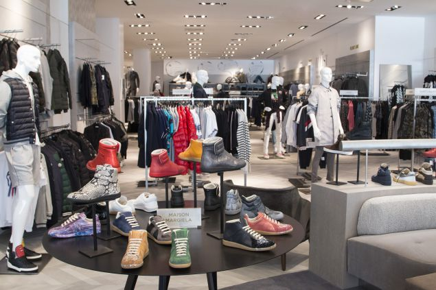 Saks Downtown Mens, Saks Fifth Avenue is cementing the luxury store as the destination for men-2017