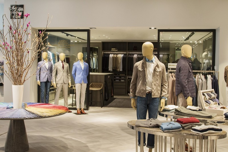 Saks Downtown Mens, Saks Fifth Avenue is cementing the luxury store as the destination for men2017 opening