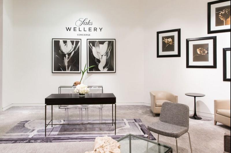 Saks Wellery Welness Shop 2017