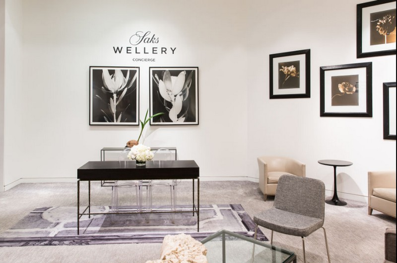 Saks Wellery Welness Shop 2017