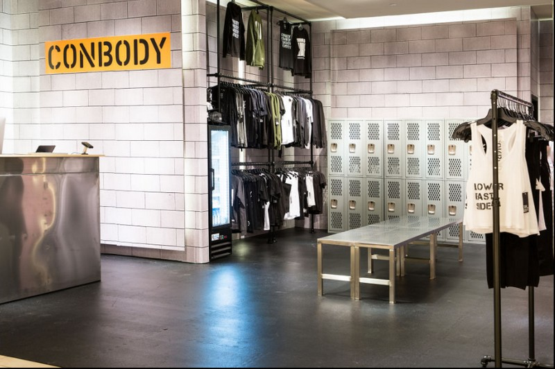 Saks Wellery Welness Shop - Conbody A prison-style boot camp