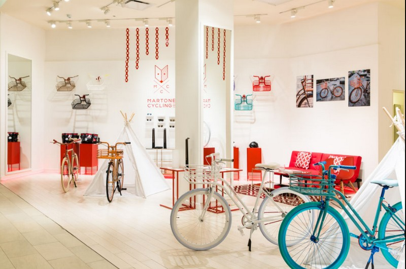 Saks Wellery Welness Shop - Martone Cycling Co
