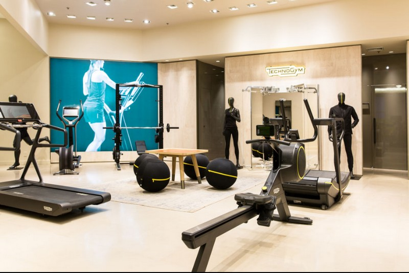 Saks Wellery Welness Shop - Technogym