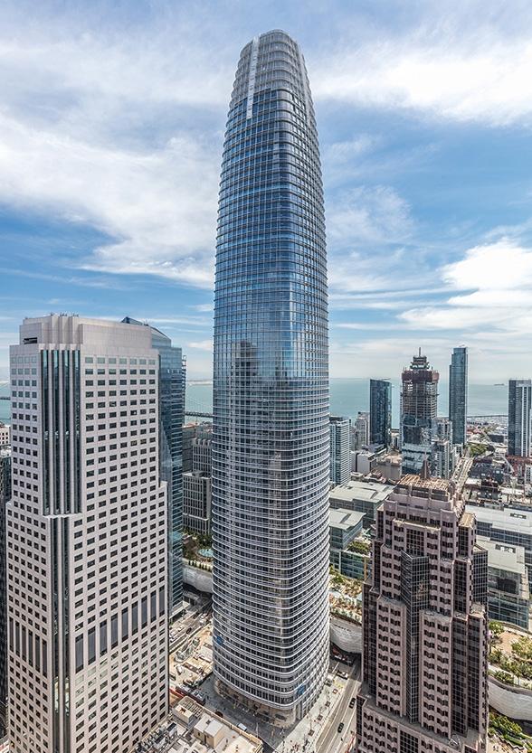 Salesforce San Francisco Building