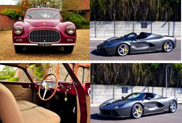 Salon Privé announces Tribute to 70 Years of Ferrari-