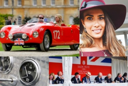 Buying a new Supercar? Salon Prive at Blenheim Palace
