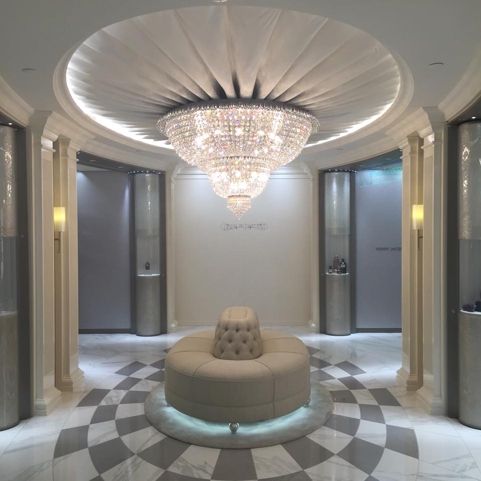 A new fragrance haven opened for perfume fans an for Salon parfum