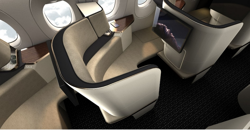 Same comfort less weight Safran Essential Seat
