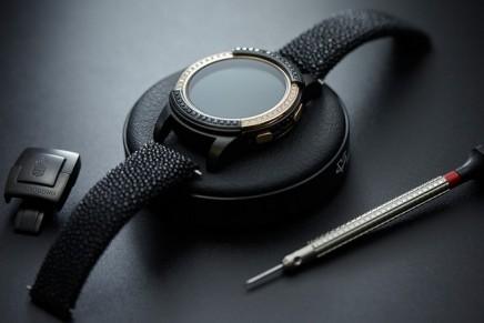 Haute Couture Smart Time: de Grisogono Samsung Gear S2