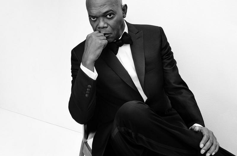 Samuel L Jackson for Brioni ad campaign 2017