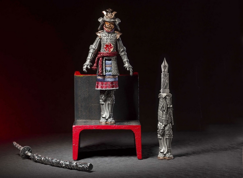 Samurai Limited Edition Montegrappa pen 2018