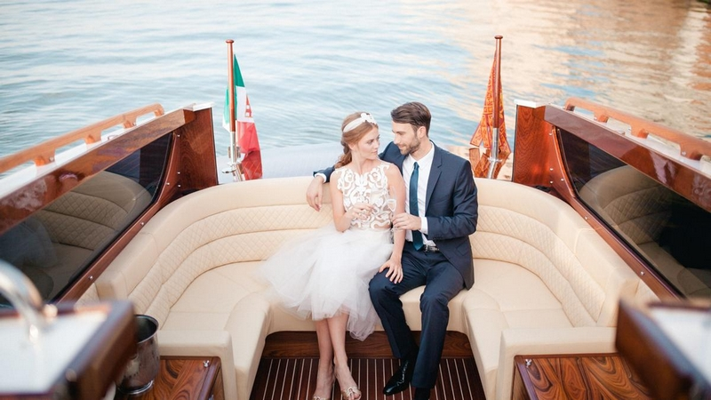 San Clemente Palace Kempinski voted as Number 1 Hotel in Venice-Italy weddings
