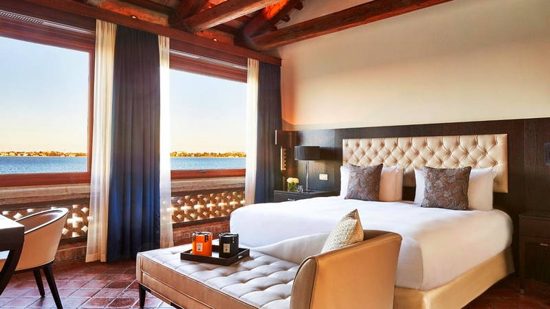 San Clemente Palace Kempinski voted as Number 1 Hotel in Venice-Italy