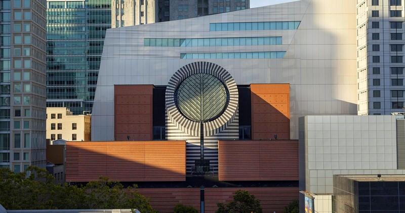 San Francisco Museum of Modern Art facade