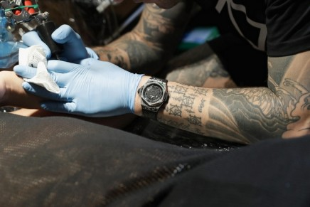 Tattoo & Murals: Hublot contributed to the buzz in Miami with two new artistic collaboration