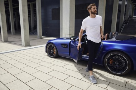 Santoni designs new exclusive sneaker collection for Mercedes-AMG