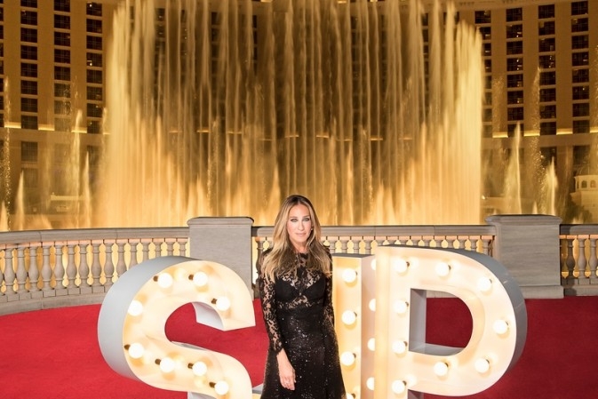 Sarah Jessica Parker has debuted her first West Coast standalone SJP by Sarah Jessica Parker boutique