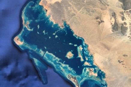 Richard Branson – the first international investor to commit to Saudi Arabia's luxury Red Sea project