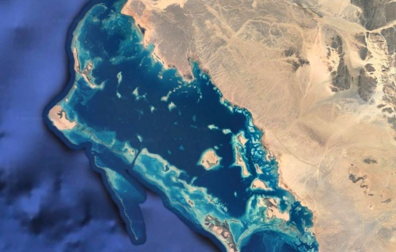 Saudi Arabia to launch an international tourism project called The Red Sea